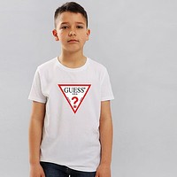 GUESS Children Girls Boys Casual Shirt Top Tee