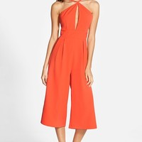 Women's Missguided Keyhole Culotte Jumpsuit,