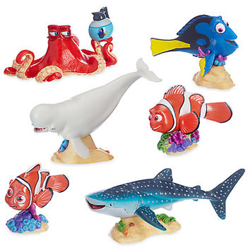 Finding Dory Deluxe Figure Play Set | Disney Store