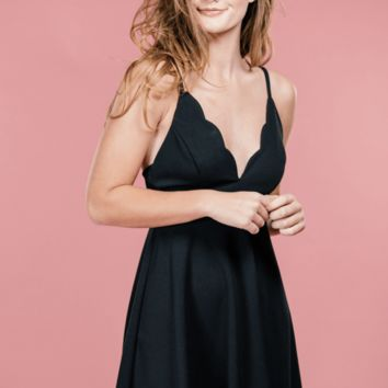 Jade Little Black Dress