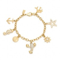 Coach :: Small Summer Charm Bracelet