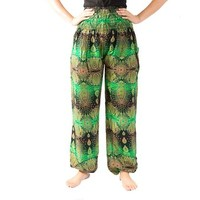 Women Trouser Pants Yoga Pants Elephant Pants Hippie Clothes Genie Pants Maxi Pants