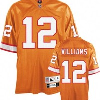 Doug Williams Tampa Bay Buccaneers Orange NFL Premier Throwback Jersey - Large
