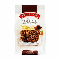 Campiello Frollini Biscuits with Chocolate and Hazelnut 12.3 oz.