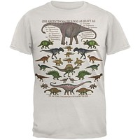Dinosaurs Youth T-Shirt