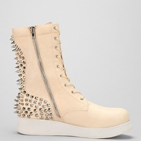 Jeffrey Campbell The Damned Reznor Stud Boot - Urban Outfitters