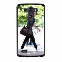 One Direction Harry Styles Hello LG G3 Case