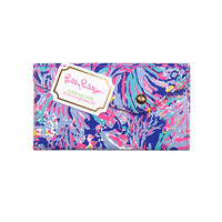 Lilly Pulitzer Sunglass Case- Shrimply Chic- FINAL SALE