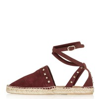 KITE Ankle-Tie Espadrille - Shoes