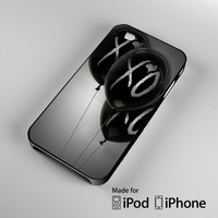 BALLONS THE WEEKND XOXO A1596 iPhone 4S 5S 5C 6 6Plus, iPod 4 5, LG G2 G3, Sony Z2 Case