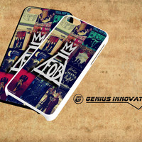 Fall Out Boy Collage Samsung Galaxy S3 S4 S5 Note 3 , iPhone 4(S) 5(S) 5c 6 Plus , iPod 4 5 case