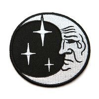 Moon Face Patch
