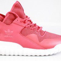 Adidas Men's Tubular X Collegiate Red