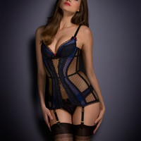 Corsets & Basques by Agent Provocateur - Indigoe Corselette