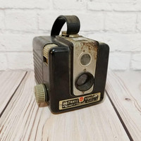 Vintage Brownie Hawkeye Camera Kodak