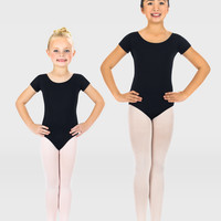 Free Shipping - Girls Short Sleeve Dance Leotard by THEATRICALS