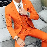 Three Piece Suits in Awesome COLORS!