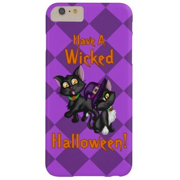Have a Wicked Halloween! Barely There iPhone 6 Plus Case