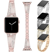 Bling Rhinestones Strap for iWatch Apple Watch