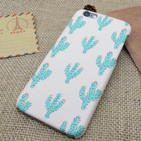 Original Cute Cactus iPhone 5se 5s 6 6s Plus Case Cover + Nice Gift Box 279