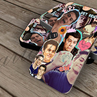 dylan obrien on iPhone 4 / iPhone 4S / iPhone 5 / Samsung S2 / Samsung S3 / Samsung S4 Case Cover THEMOSTCASE