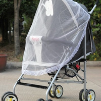 Stylish Design Strong Character Baby Lace Umbrella [6283863494]