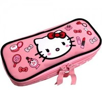 Pencil Cases with FREE UK Delivery from Artbox.co.uk Character Shop - Sanrio Shops Hello Kitty Pencil Case: Cosmetics