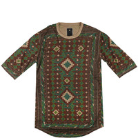 Afghan Weave Thayer Tee