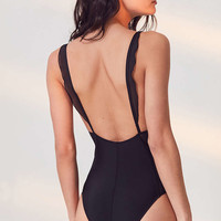 Out From Under Marian Mermaid One-Piece Swimsuit - Urban Outfitters