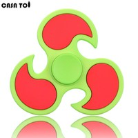 2017 Hand Spinner New Arrival EDC  Fidget Cube Toys Fidget Spinner Metal ADHD Fun Anti Stress toys For Kids Children Puzzles