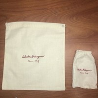ONETOW Ferragamo Belt Dust Bag
