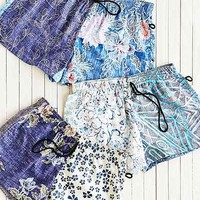 Vintage Mix Beach Short - Urban Outfitters