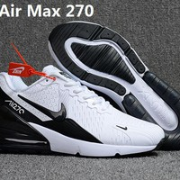 Nike Air Max 270 Men Fashion Retro Casual Running Sneakers Sport Shoes Size 40-46