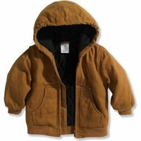 Carhartt® Toddler Boy's Insulated Active Jacket