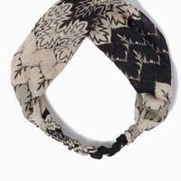 Fire Flower Head Wrap | Fashion Accessories – Hair – Moroccan Muse | charming charlie