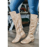 Not Rated Crawford Boot - Cream