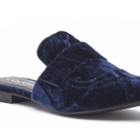 Women's Shoes- Funky Midnight Flat