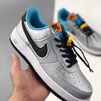 NIKE AIR FORCE 1 LOW RELEASING WITH ACG VIBES Low-top versatile sneakers shoes