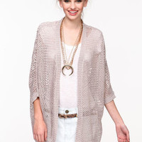 Loose Knit Cardigan - LoveCulture