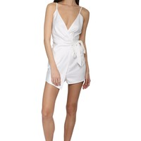 Robertson & Rodeo Bright Idea Satin Romper