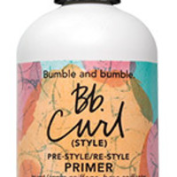 Bb.Curl pre-style/re-style primer > Pre-Styling > Products