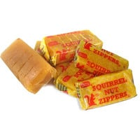 MFG DISCONTINUED - Squirrel Nut Zippers