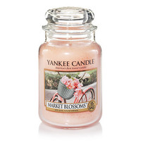 Market Blossoms™ : Large Jar Candles : Yankee Candle