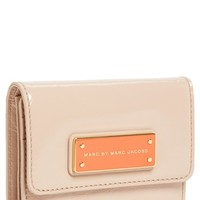 MARC BY MARC JACOBS 'New' Glazed Leather Billfold
