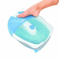 Amazon.com: Conair Foot Bath with Bubbles and Heat, White: Health & Personal Care