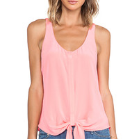 Rory Beca Tino Tank in Pink
