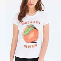 Bandit Brand Peach Tee - Urban Outfitters