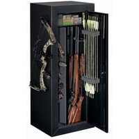 Stack-On Buck Commander Steel Gun & Bow Cabinet - Tractor Supply Co.