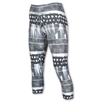 Women's adidas Ultimate Allover Print 3/4 Tights
