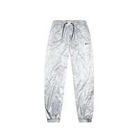 Nike Women's NSW Woven Pants Grey Snakeskin